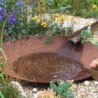 RHS Feel Good Front Gardens: 'A Herbal Retreat'