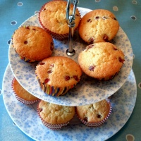 Plot to Plate: Chilean Guava Cupcakes
