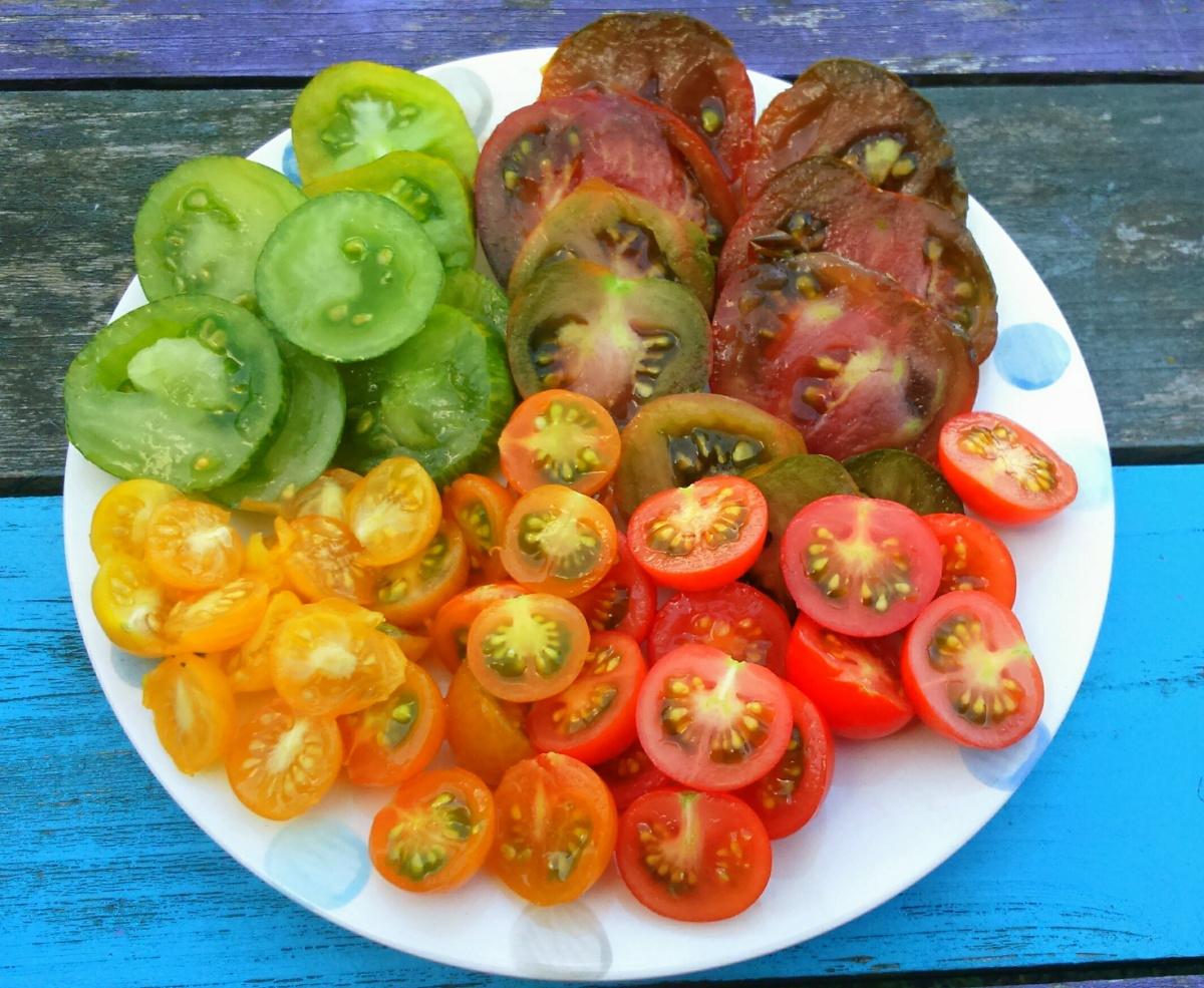 3 Top Tasting Tomatoes...