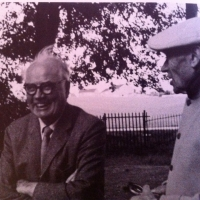 Sir Geoffrey Jellicoe - the landscape, arts and the mind