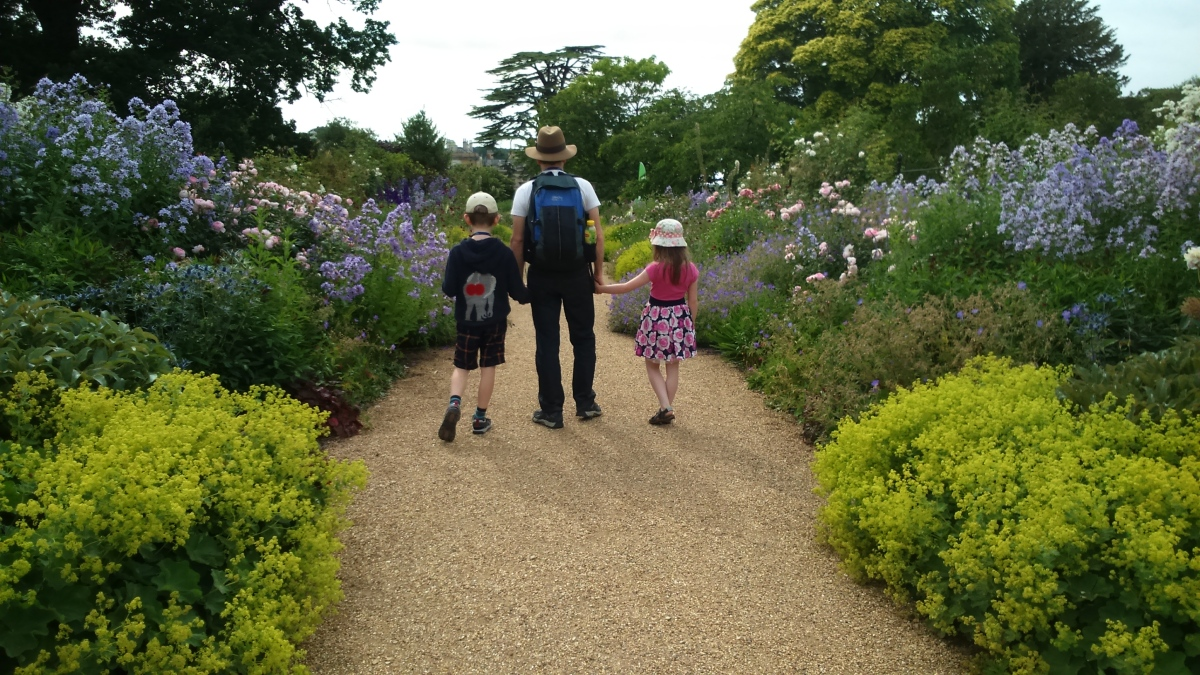 Woburn Abbey Garden Show: A Family Affair